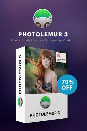 Photolemur v3 coupon code