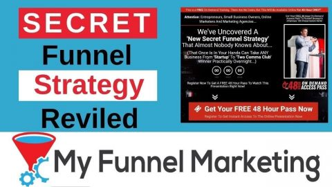 Secret Funnel Strategy Coupon Codes