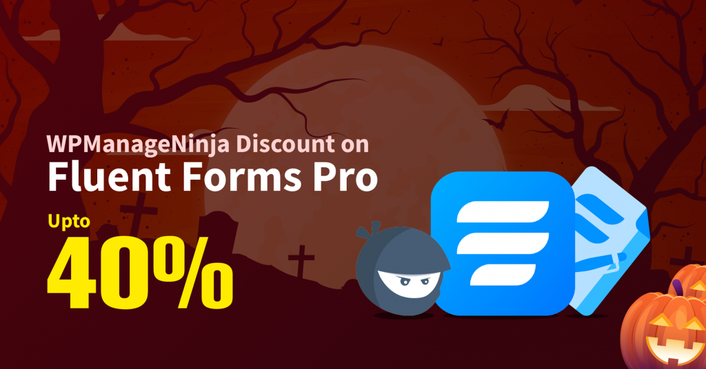 Fluent Forms Pro Special Discount