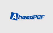 AheadPDF Coupon Codes