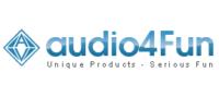 Audio4fun Coupon Codes