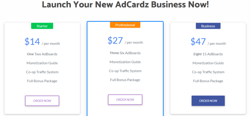 AdCardz Review - AdCardz Coupon Codes
