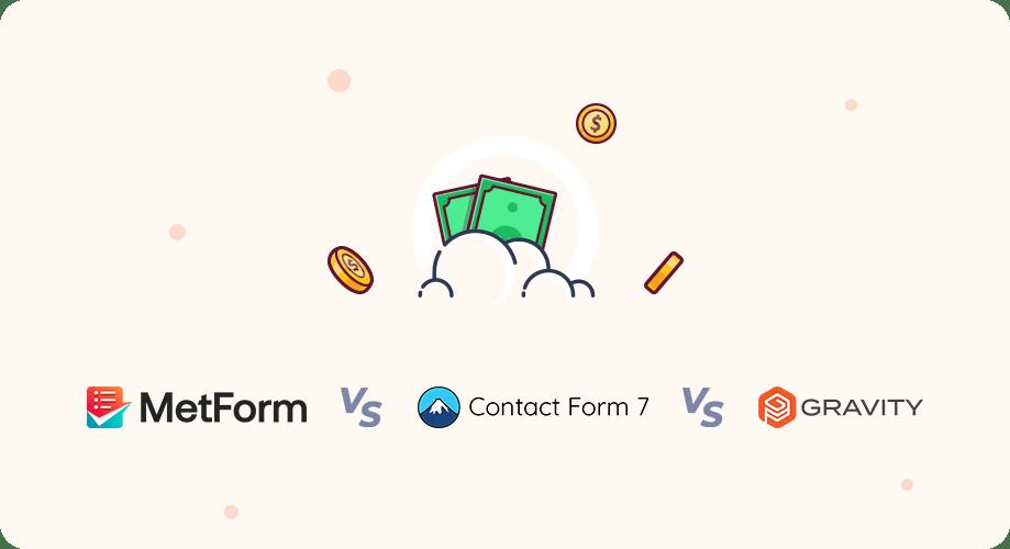 MetForm-vs-Contact-Form-7-vs-Gravity-Forms-Pricing