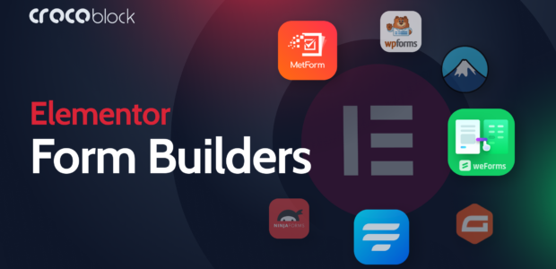 Best WordPress Form Builder Plugins for Elementor